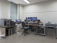 オーディオ複製室(CA棟111)